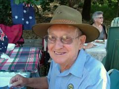 Charter Member Ron Krieg Vale
