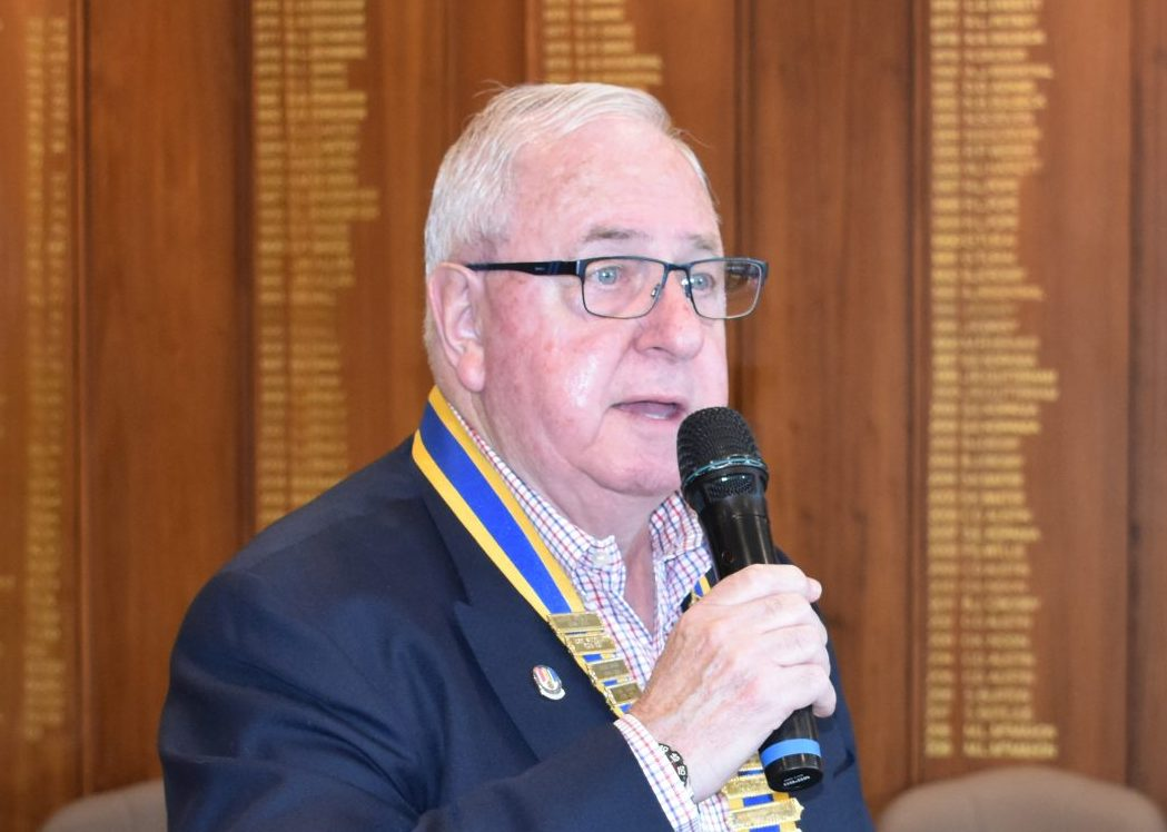 President Ray Whalley