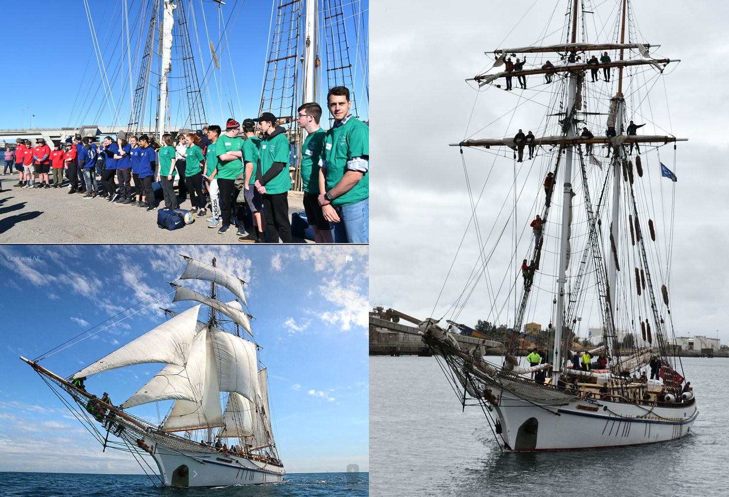 Rotary Youth Sailing Challenge